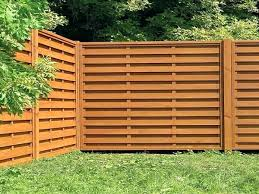Wooden Fence: How To Prevent Wooden Posts From Rotting
